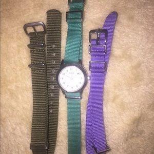 Timex JCrew Watch